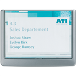 DURABLE CLICK SIGN 149x1055mm
