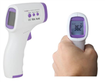 INFRARED NON CONTACTDIGITAL LCD THERMOMETER